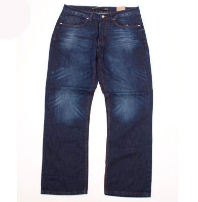 Spodnie Jeans ROCA WEAR Dk. Blue