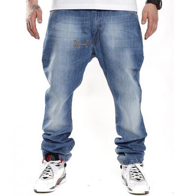 Spodnie Jeansowe STOPROCENT SJ LILWAY