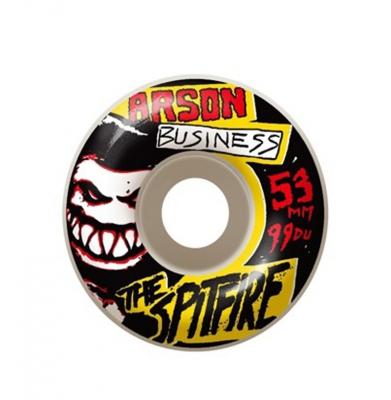 Kółka SPITFIRE Arson Business 99Du Classic 53mm