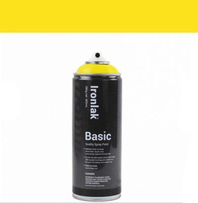 Farba IRONLAK BASIC PAINT Lemon BS014