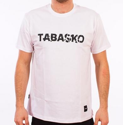 Koszulka TABASKO CRACK Biała