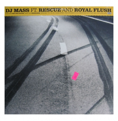 Vinyl Dj Mass ft. Rescue and Royal Flush