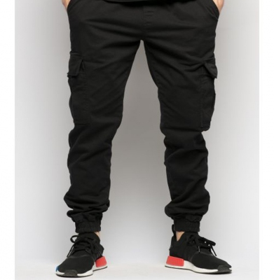 Spodnie DIAMANTE WEAR 'Jogger RM Hunter' Czarne