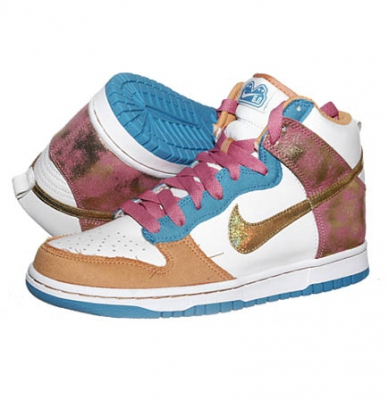 Buty NIKE DUNK HIGH 6.0 WMNS