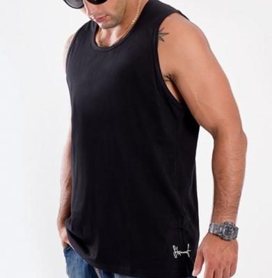 Koszulka STOPROCENT TANK TMT BASE Black