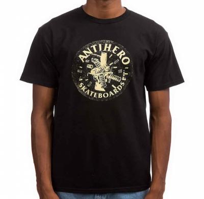 Koszulka ANTIHERO German Engineering Black