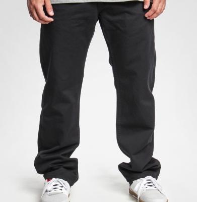 Spodnie MASS DNM BASE 14 CHINO Black