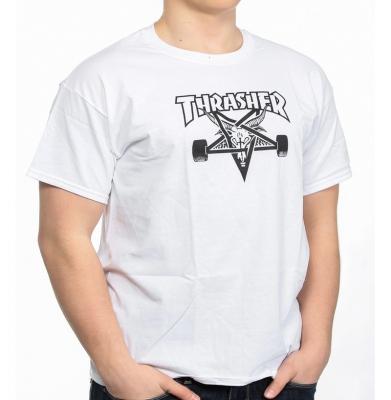 Koszulka THRASHER Skategoat White