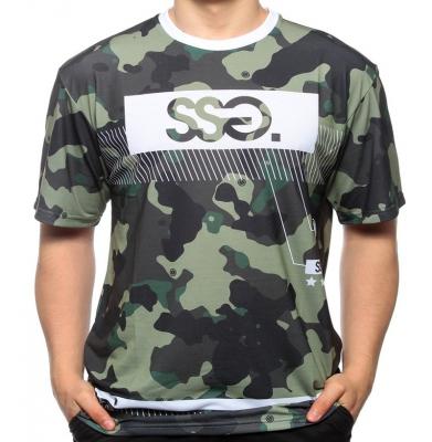 Koszulka SSG PREMIUM Camo