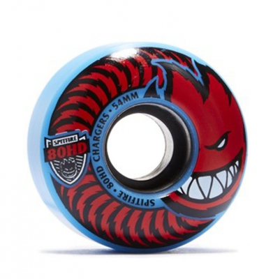 Kółka SPITFIRE Charger Classic Clear 80HD 56mm