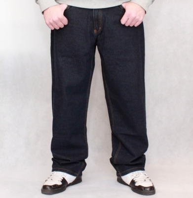 Spodnie MORO Baggy Big Camo Ciemne