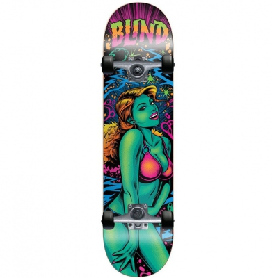Deskorolka BLIND Blacklight Girl 7,75