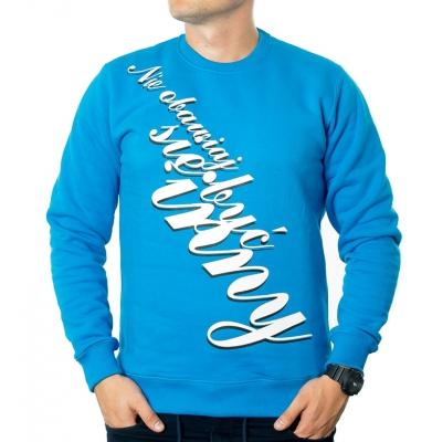 Bluza G-FOR INNY Niebieska