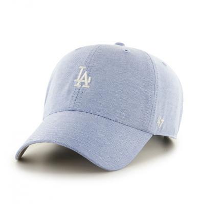 Czapka 47 BRAND Los Angeles Dodgers Błękitna