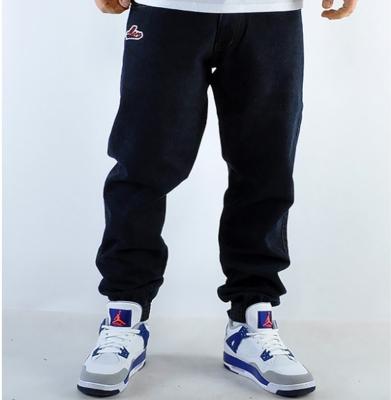 Spodnie MORO Joggery Camo Jeans Ciemne