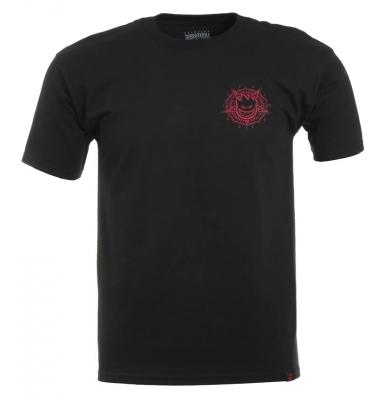 Koszulka SPITFIRE Pentaburn Double Black/Red