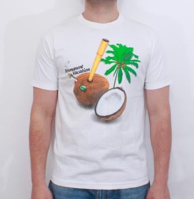 Koszulka DGK Permanent Vacation