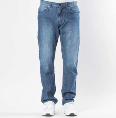 Spodnie MASS DNM BASE FW18 Dk.Blue