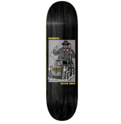 Deska SK8MAFIA LEGENDS KELLEN JAMES 8.0 + Papier Gratis