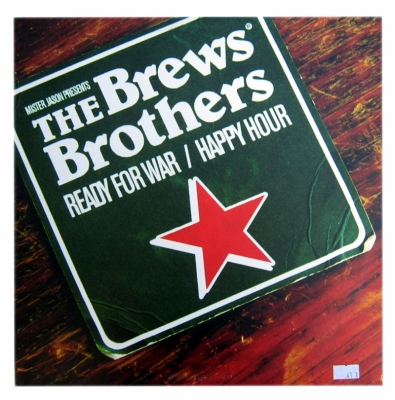 Vinyl Brews Brothers - Ready for war/ Happy hour