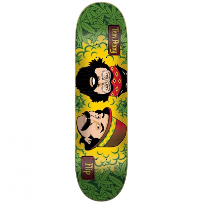 Deska FLIP TOM PENNY : CHEECH AND CHONG 8.0+ Papier Gratis
