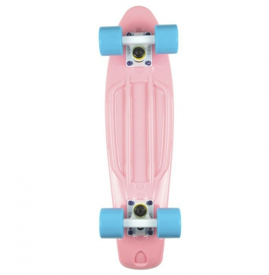 Deskorolka FISH SKATEBOARDS CLASSIC Pink/White/SumBlue