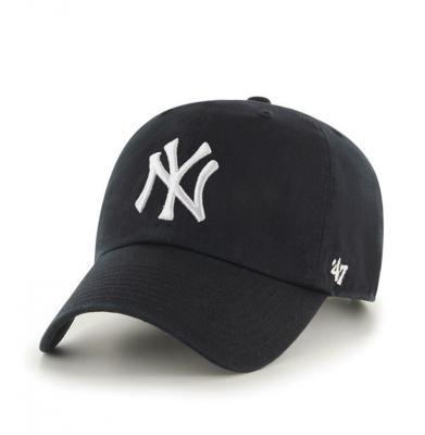Czapka 47 BRAND New York Yankees Czarna