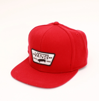 Czapka Snapback VANS Red