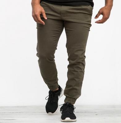 Spodnie ELADE JOGGER Stretch Olive