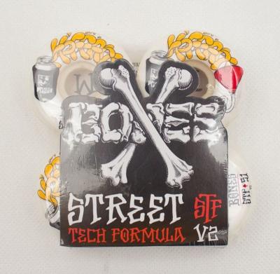 Kółka BONES V2 Hoffart Beer Bong Streettech Formula 53mm