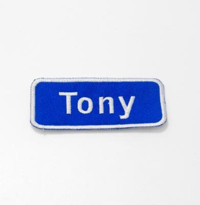 Naszywka TONY