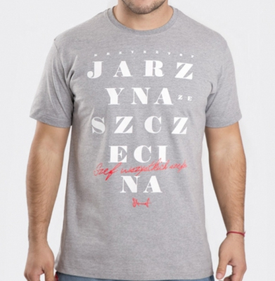 Koszulka STOPROCENT TMS JARZYNA Melange