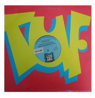 Vinyl Cold Crush Brothers  - Fresh, Wild, Fly And Bold