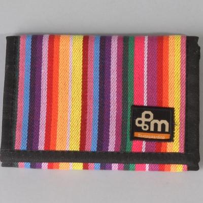 Portfel Malita Rainbow Stripes