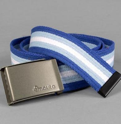 Pasek Malita Classic blue/white