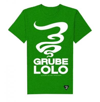 Koszulka GRUBE LOLO Classic Zielona