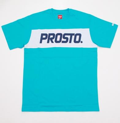 Koszulka PROSTO Layer Cake Blue