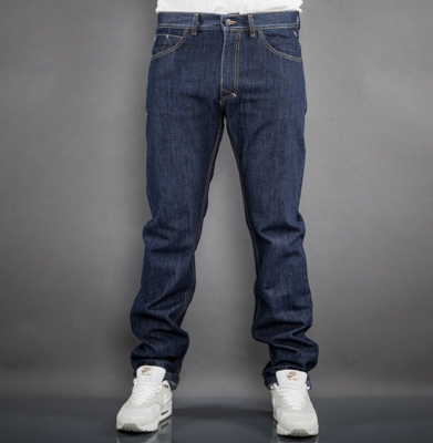 Spodnie MASS DNM Dope Blue Rinse