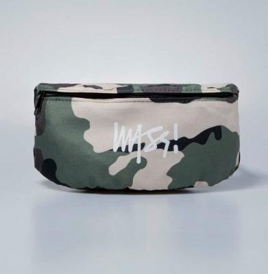 Saszetka/Nerka MASS DNM Hip Case Signature Woodland camo
