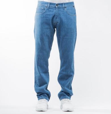 Spodnie MASS DNM BASE Regular Fit Blue