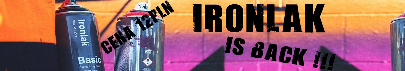 IRONLAK IS BACK
