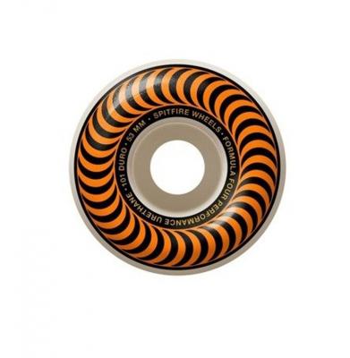 Koła SPITFIRE Formula Four Classic Orange 99a 53mm