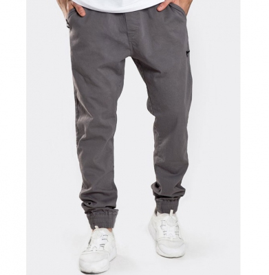 Spodnie Jogger MORO Mini Paris Pocket Szare