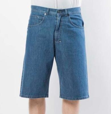 Szorty MASS DNM Slang Baggy Fit Blue