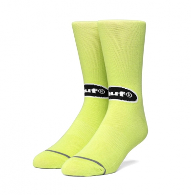 Skarpety HUF Safety Hot Lime
