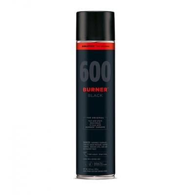 Farba MOLOTOW BURNER Black 600ml