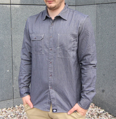 Koszula DICKIES COMBS Black