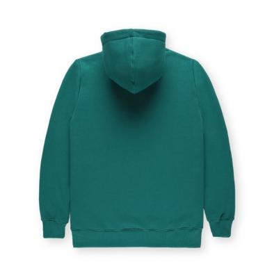 Bluza PROSTO HOODIE HULO DARK GREEN