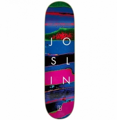 Deska PLAN B Infrared Joslin 8.375 + Papier Jessup Gratis