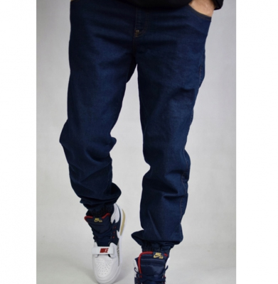 Spodnie MORO Joggery Paris Laur Pocket Średnie Pranie